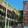 O Jardim Vertical das Delícias em Zaragoza