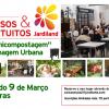 "Workshop: ""Vermicompostagem"" – Jardinagem Urbana"