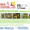 Workshop: Árvores nativas: conhecer e plantar