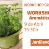 Workshop Aromáticas
