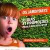 Jardi'Days – 31 Dias | 31 Promoções