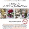 Workshop gratuito: Arranjos Florais de Natal