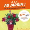 Novo Folheto 3, 2, 1… Ao Jardim!