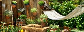 Um horto para o seu jardim