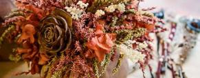 Aprenda a secar flores