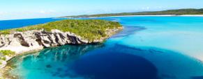 O Grande Buraco Azul das Bahamas
