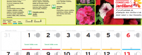 Calendário Jardiland: Abril 2014
