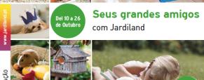 Folheto de promoções Jardiland para outubro