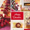Let it Snow e Happy December, as coleções de Natal mais clássicas
