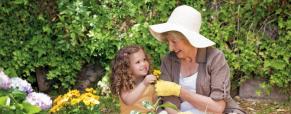 A jardinagem é a chave para uma vida mais longa e saudável
