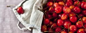 Cerejas: o fruto aromático, colorido e saboroso da temporada