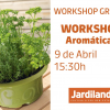 Workshop Aromáticas