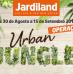 Folheto Operação Urban Jungle
