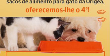 Cartão grátis 3+1 Exclusive Petfood