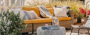 Como organizar da melhor maneira o seu terraço para o verão?