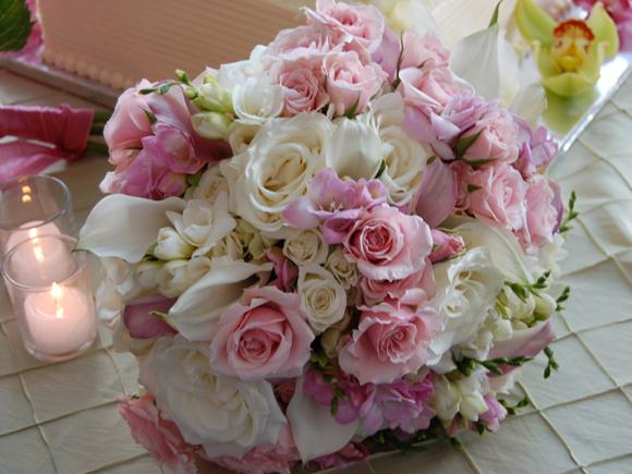 Qual o significado das flores do bouquet de noiva
