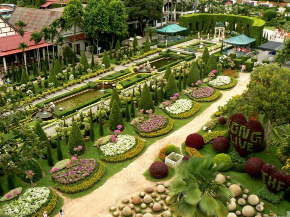 Nong nooch o espectacular jardim bot nico tropical da for Casa con jardin barcelona