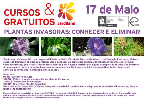 curso PLANTAS INVASORAS