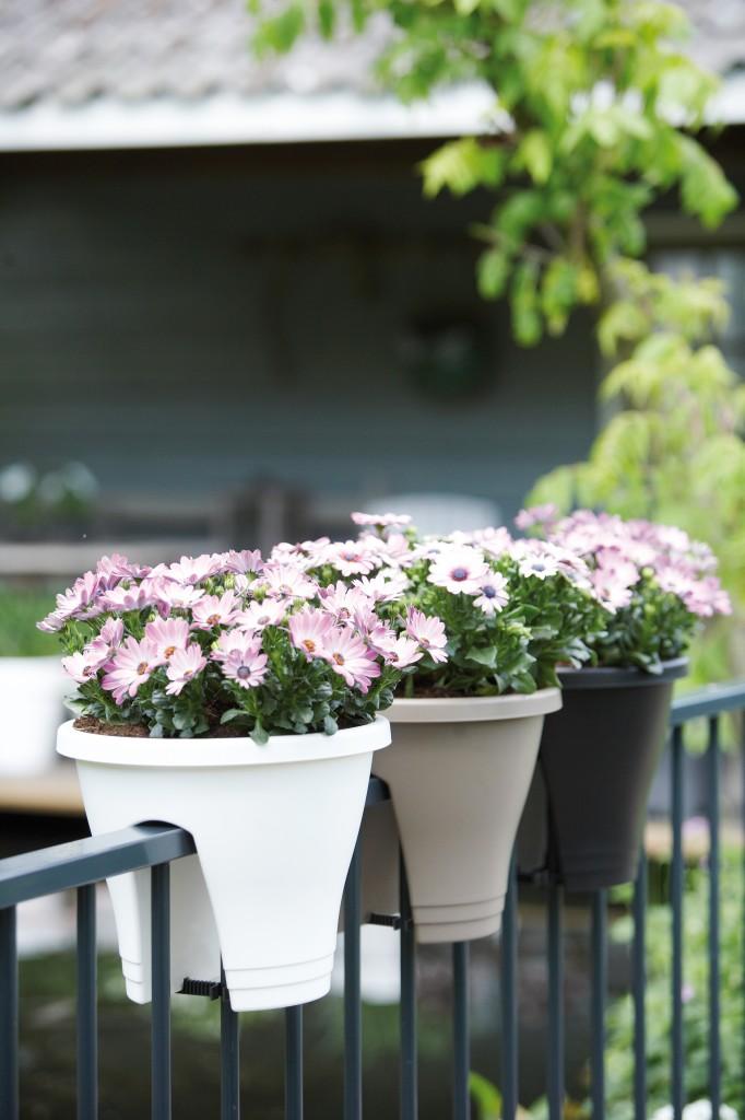 Decora o ideias para fazer brilhar as suas floreiras e - Porta piante da esterno ...