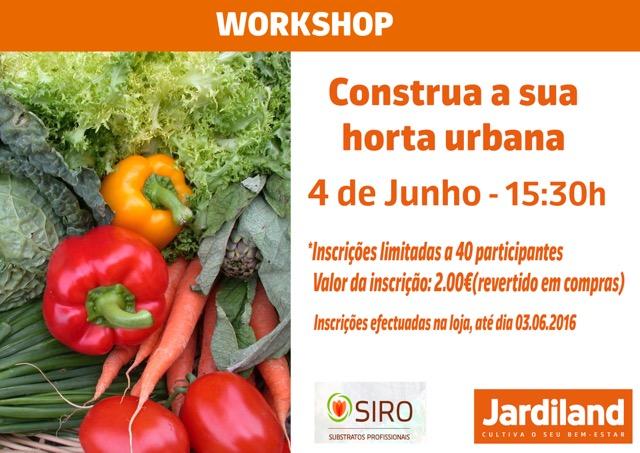 workshop horta urbana